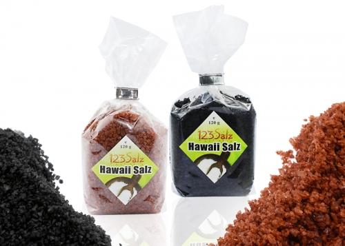 Hawaii Duo, Black Lava + Alea Red Gold