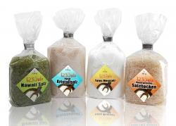 Gourmet Edition, 4 Salze von 4 Kontinenten