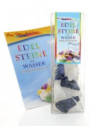 Wassersteine Geschenkbox Set – Lebenskraft und Wahrhaftigkeit