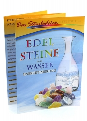 Wassersteine Geschenkbox Set – Harmonie und Grundenergetisierung