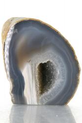 Achat Druse / Geode, A-Qualität, aus Brasilien, ca. 9,5 cm, ca. 783 g