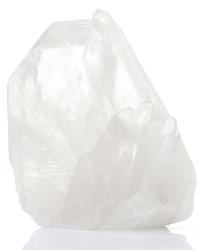 Bergkristall Spitze/Stufe poliert, ca. 11 cm, Sammlerstück