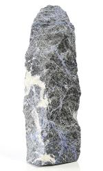 XL Sodalith Rohstein, ca. 12,8 Kg, ca. 45 cm aus Brasilien, tiefblau, schönes Unikat