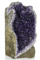 Amethyst Druse, Uruguay Qualität, ca. 24,5 cm, ca. 5,75 Kg