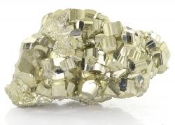 Pyrit, Extra Qualität Sammlerstück,ca. 299 g, aus Peru