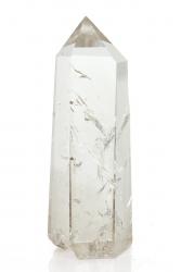 Rauchquarz, große polierte Spitze, A-Qualität, ca. 627 g