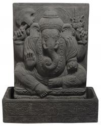 Ganesha Brunnen ca.135 x 110 groß, aus Indonesien