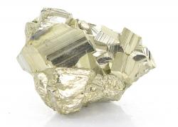 Pyrit, Extra Qualität Sammlerstück,ca. 249 g, aus Peru