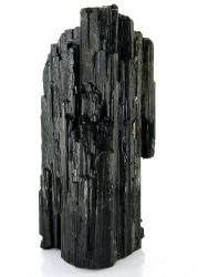 Turmalin Schörl, Schutzstein, Rohstein, ca. 13 cm