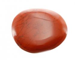 Roter Jaspis Taschenstein