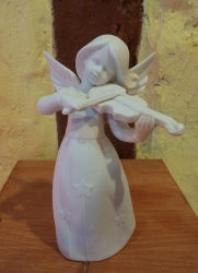 Musikantenengel Violine 16 cm