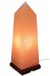Obelisk Salzlampe ca. 4.1 Kg