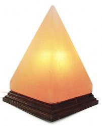 Pyramide-Salzlampe ca. 2.8 Kg