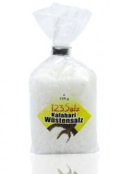 Kalahari Wüstensalz, Spitzensalz, 125 gr
