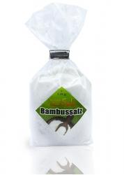 Bambussalz, gebranntes Meersalz, 110 gr
