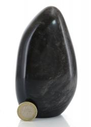 Silberobsidian Freeform, ca. 12,5 cm , ca. 596 g
